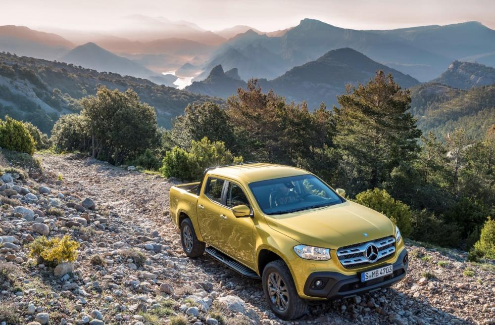 Mercedes-Benz X-Serisi Modeliyle Pick-Up Dünyasına Girdi galerisi resim 2
