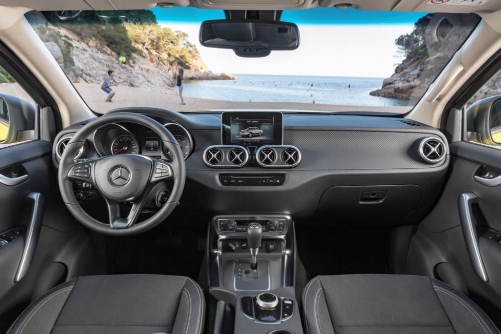 Mercedes-Benz X-Serisi Modeliyle Pick-Up Dünyasına Girdi galerisi resim 4
