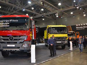 Ticari Araç Endüstrisi Moskova'da Bir Araya Geldi