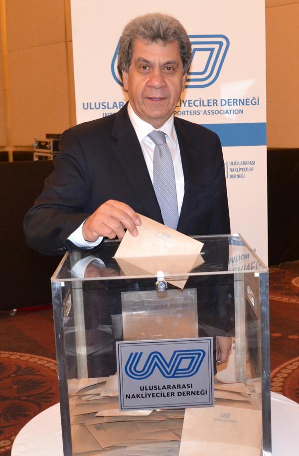 Çetin Nuhoğlu Yeniden UND Başkanı Seçildi galerisi resim 6