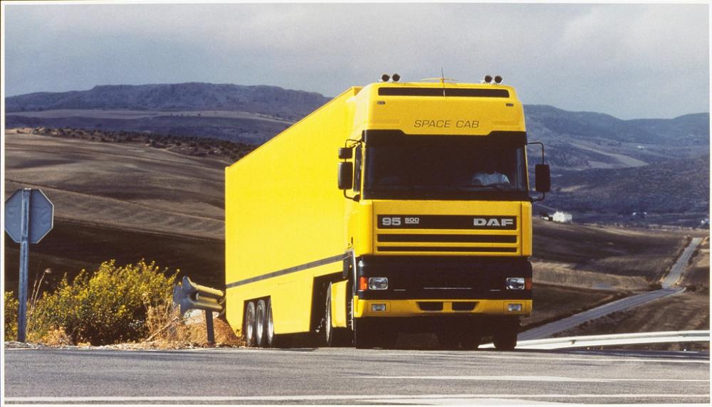 Atölyeden Dünya Devine DAF Trucks 90 Yaşında galerisi resim 11