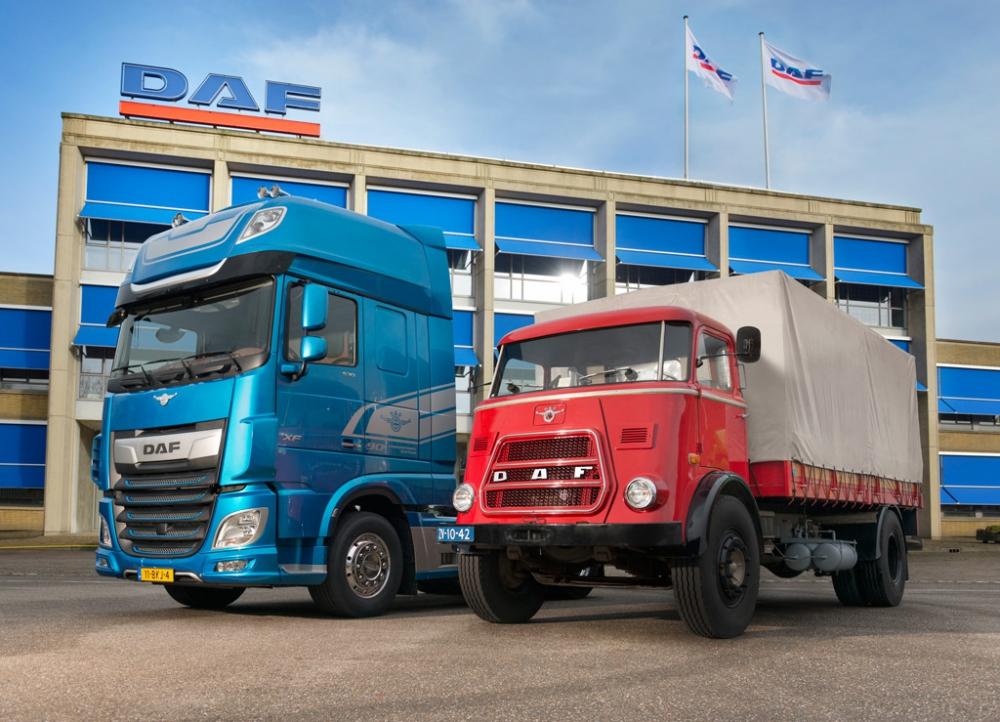 Atölyeden Dünya Devine DAF Trucks 90 Yaşında galerisi resim 13