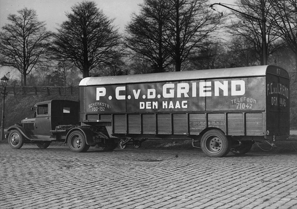 Atölyeden Dünya Devine DAF Trucks 90 Yaşında galerisi resim 14