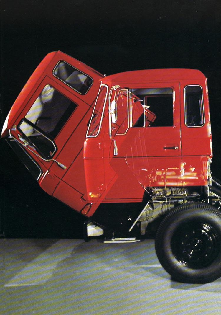 Atölyeden Dünya Devine DAF Trucks 90 Yaşında galerisi resim 16
