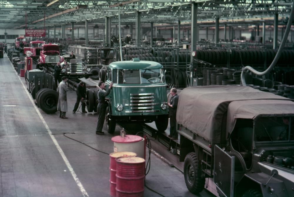 Atölyeden Dünya Devine DAF Trucks 90 Yaşında galerisi resim 5