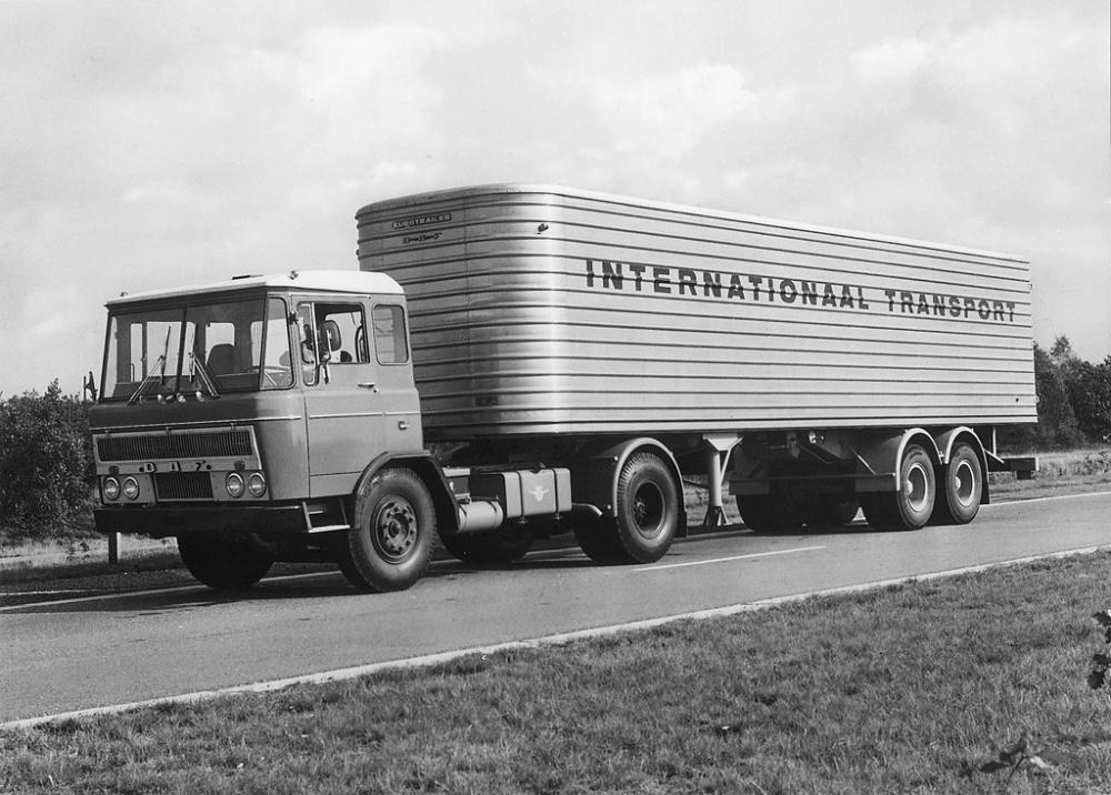 Atölyeden Dünya Devine DAF Trucks 90 Yaşında galerisi resim 7
