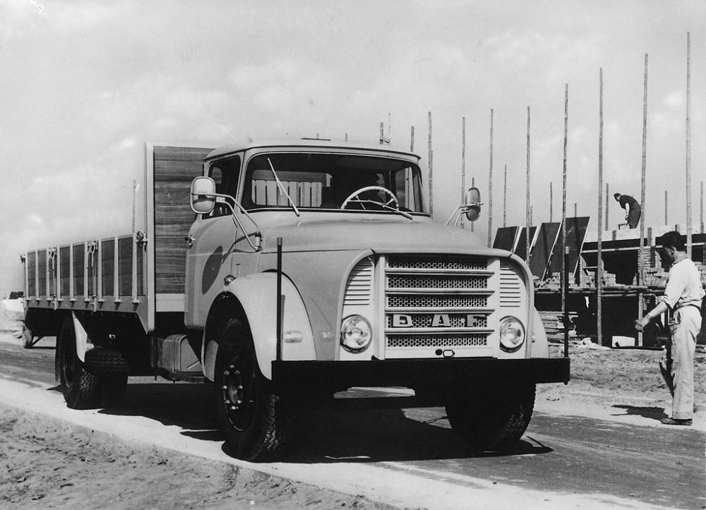 Atölyeden Dünya Devine DAF Trucks 90 Yaşında galerisi resim 8