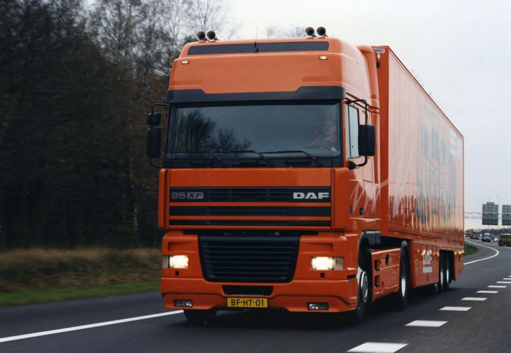 Atölyeden Dünya Devine DAF Trucks 90 Yaşında galerisi resim 9