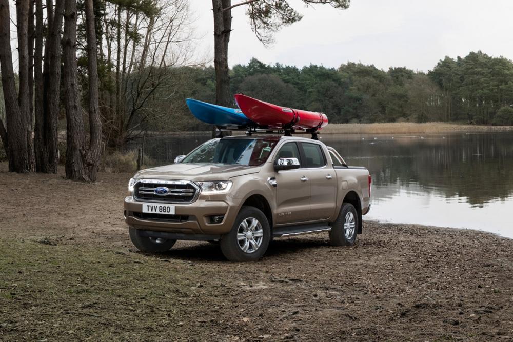 Avrupa Pick Up Pazarının Lideri Ford Ranger Yenilendi galerisi resim 1