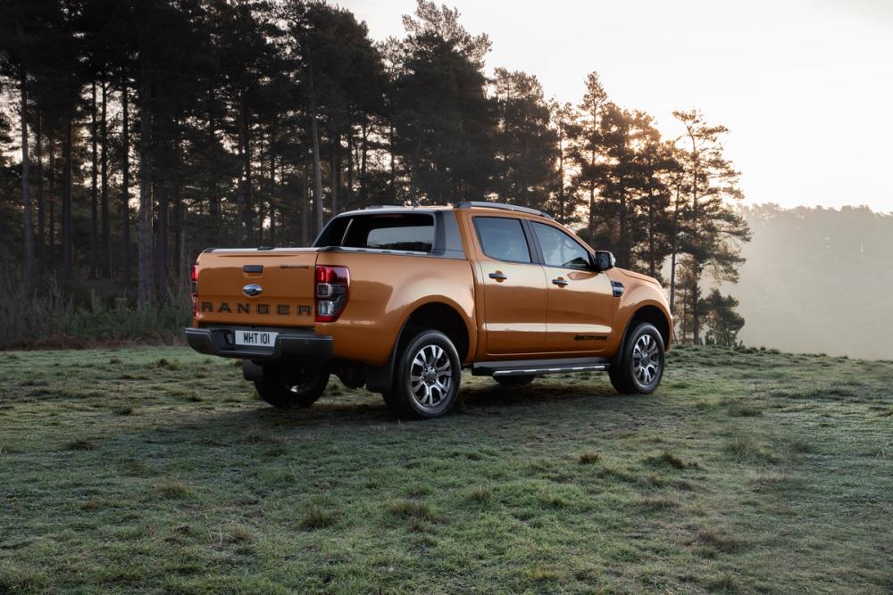 Avrupa Pick Up Pazarının Lideri Ford Ranger Yenilendi galerisi resim 10