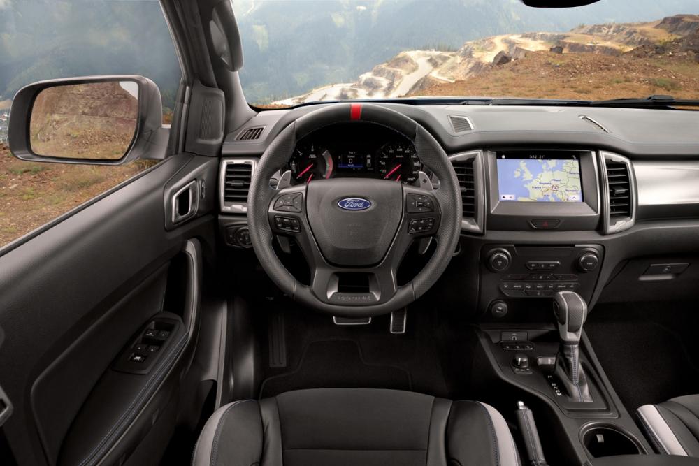 Avrupa Pick Up Pazarının Lideri Ford Ranger Yenilendi galerisi resim 2