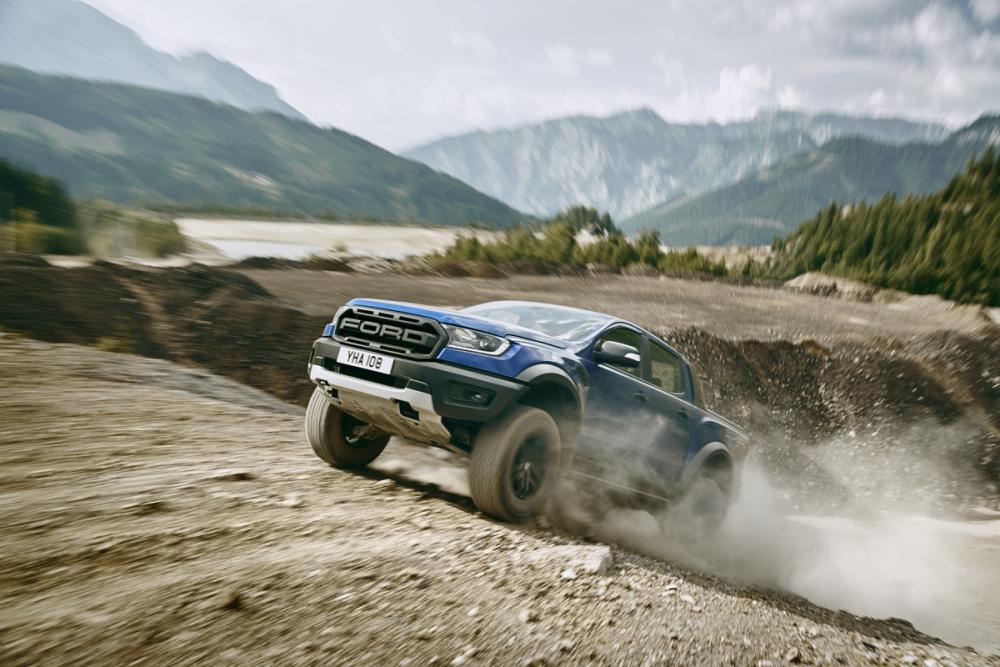 Avrupa Pick Up Pazarının Lideri Ford Ranger Yenilendi galerisi resim 5