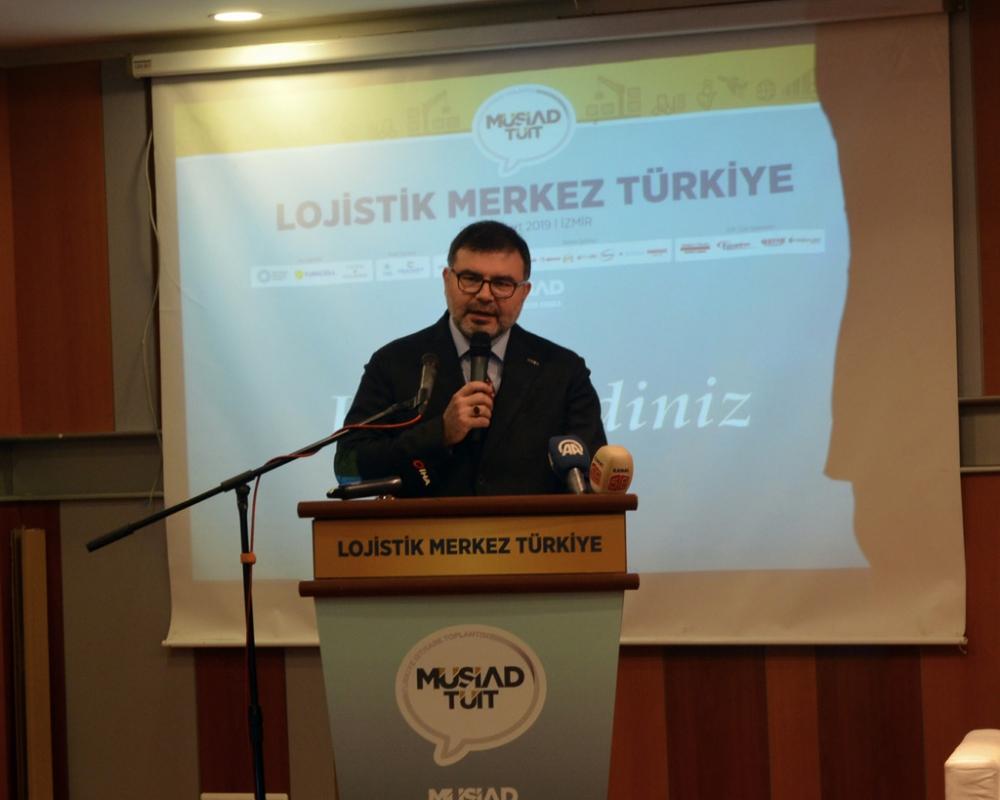 Lojistik Sektörünün Ticarete Etkisi İzmir'de Değerlendirildi galerisi resim 1