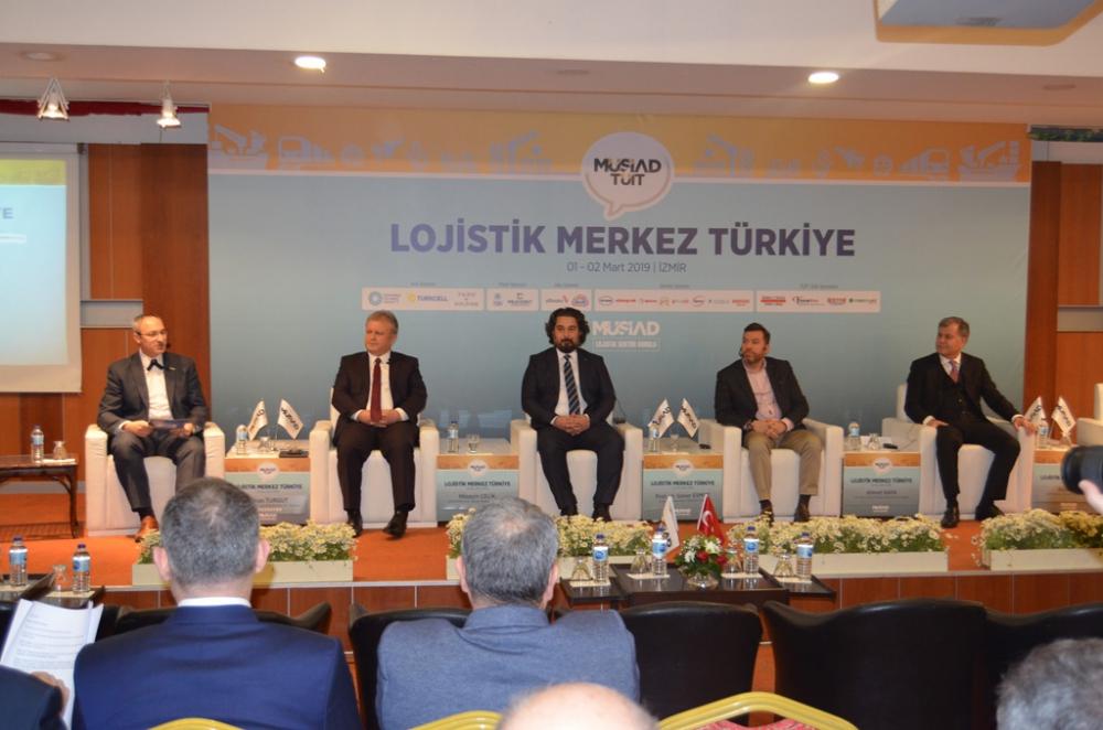 Lojistik Sektörünün Ticarete Etkisi İzmir'de Değerlendirildi galerisi resim 10