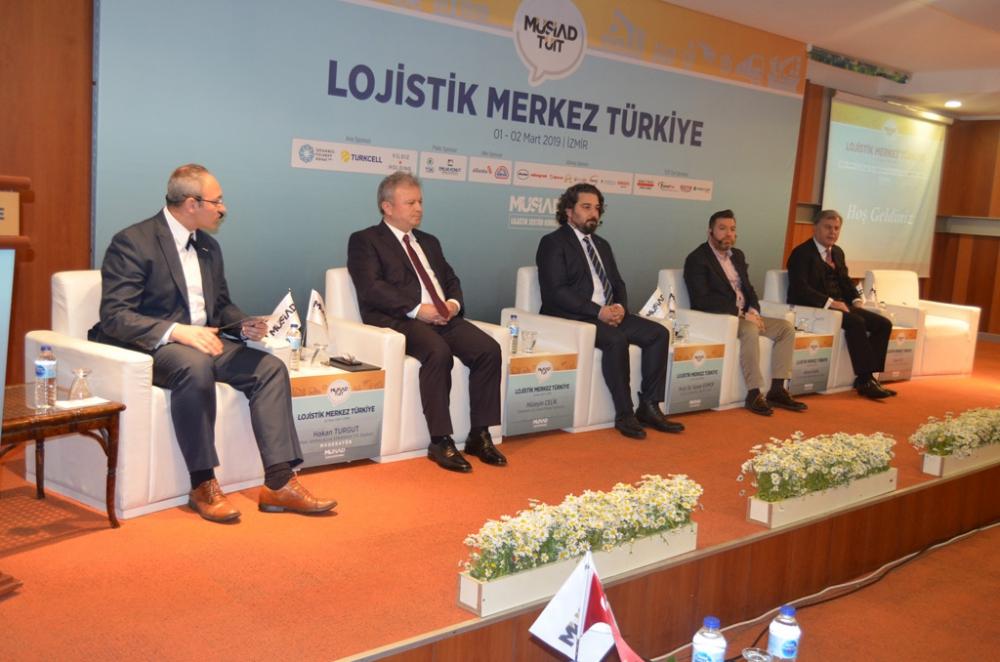 Lojistik Sektörünün Ticarete Etkisi İzmir'de Değerlendirildi galerisi resim 11