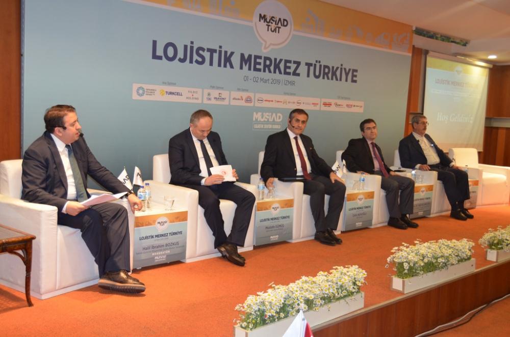 Lojistik Sektörünün Ticarete Etkisi İzmir'de Değerlendirildi galerisi resim 14