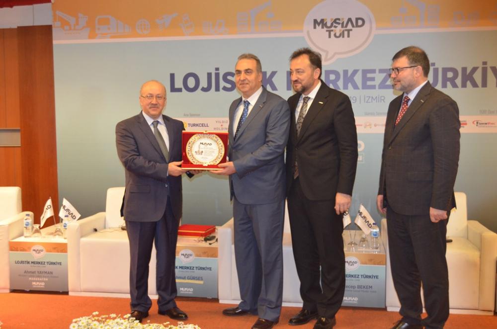 Lojistik Sektörünün Ticarete Etkisi İzmir'de Değerlendirildi galerisi resim 15