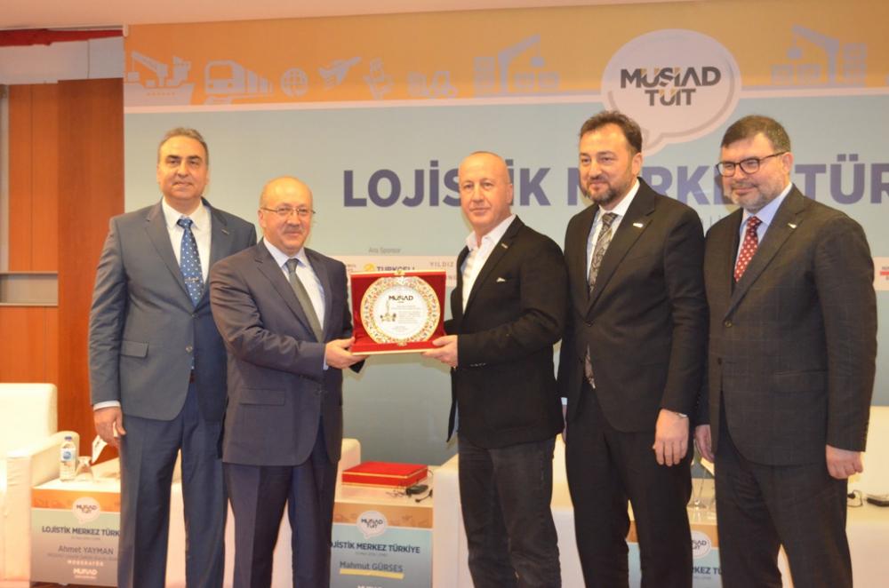 Lojistik Sektörünün Ticarete Etkisi İzmir'de Değerlendirildi galerisi resim 16