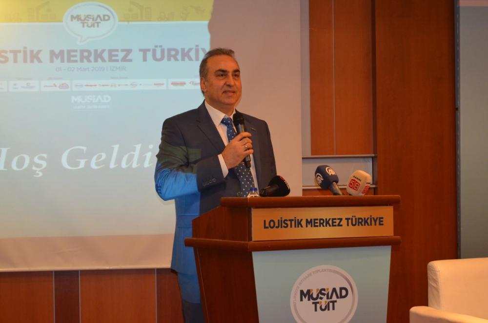 Lojistik Sektörünün Ticarete Etkisi İzmir'de Değerlendirildi galerisi resim 2