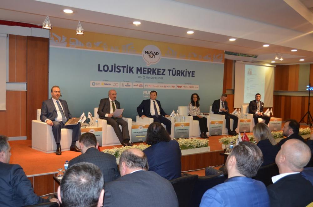 Lojistik Sektörünün Ticarete Etkisi İzmir'de Değerlendirildi galerisi resim 9
