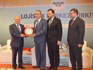 Lojistik Sektörünün Ticarete Etkisi İzmir'de Değerlendirildi