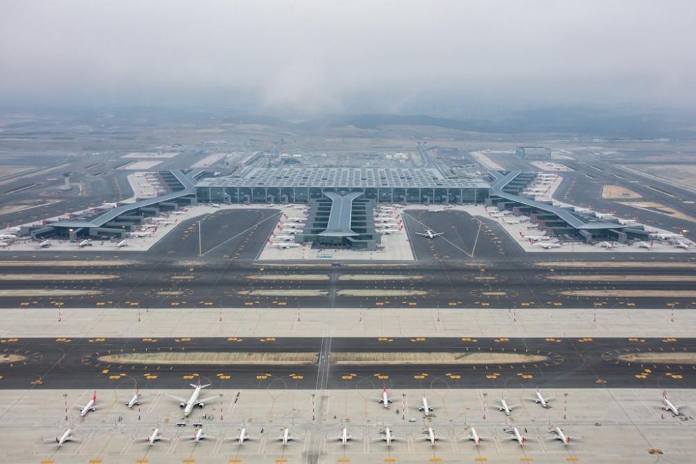 Büyük Taşınma Sonrası İstanbul Havalimanı'ndan İlk Görüntüler galerisi resim 3