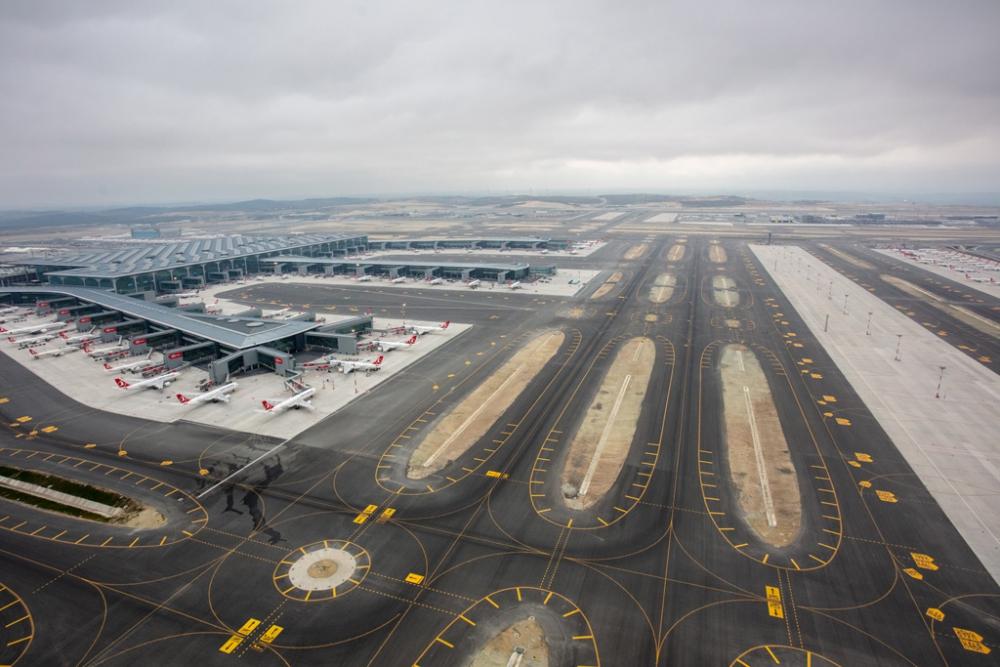 Büyük Taşınma Sonrası İstanbul Havalimanı'ndan İlk Görüntüler galerisi resim 5