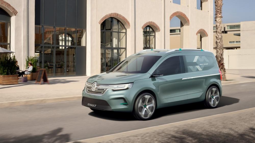 Ticari Modellerini Yenileyen Renault Yeni Kangoo'nun da İpuçlarını Verdi galerisi resim 11