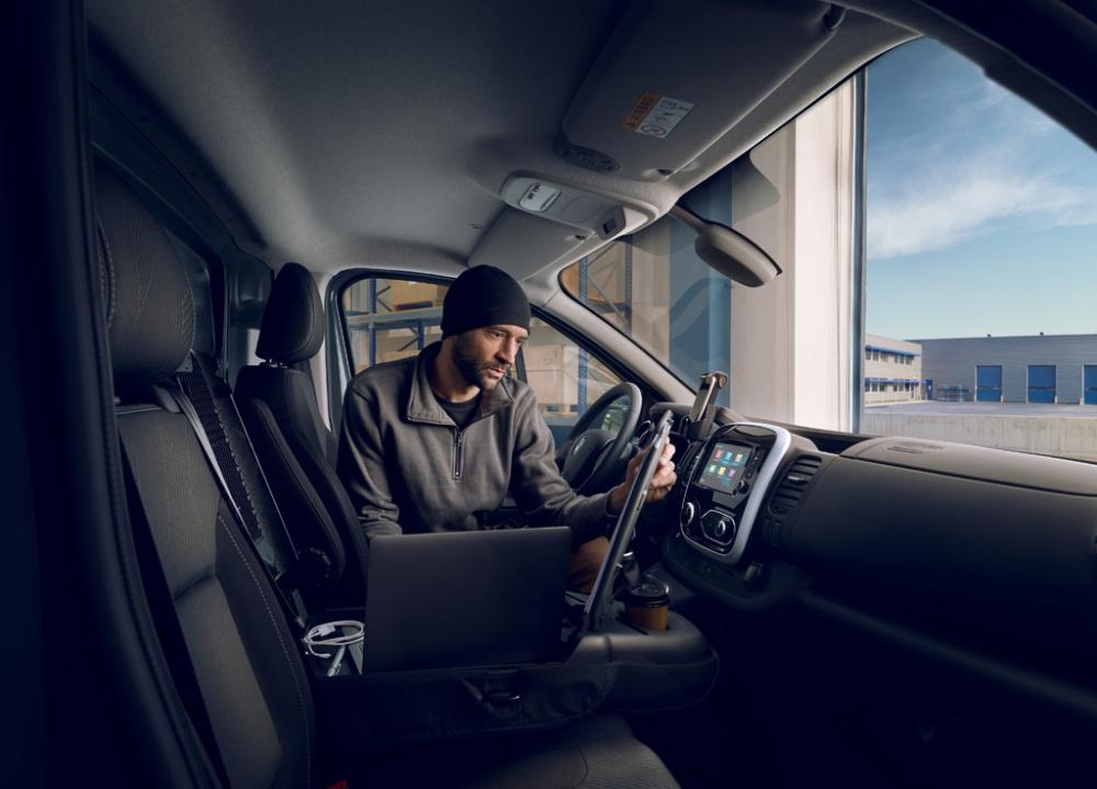 Ticari Modellerini Yenileyen Renault Yeni Kangoo'nun da İpuçlarını Verdi galerisi resim 9