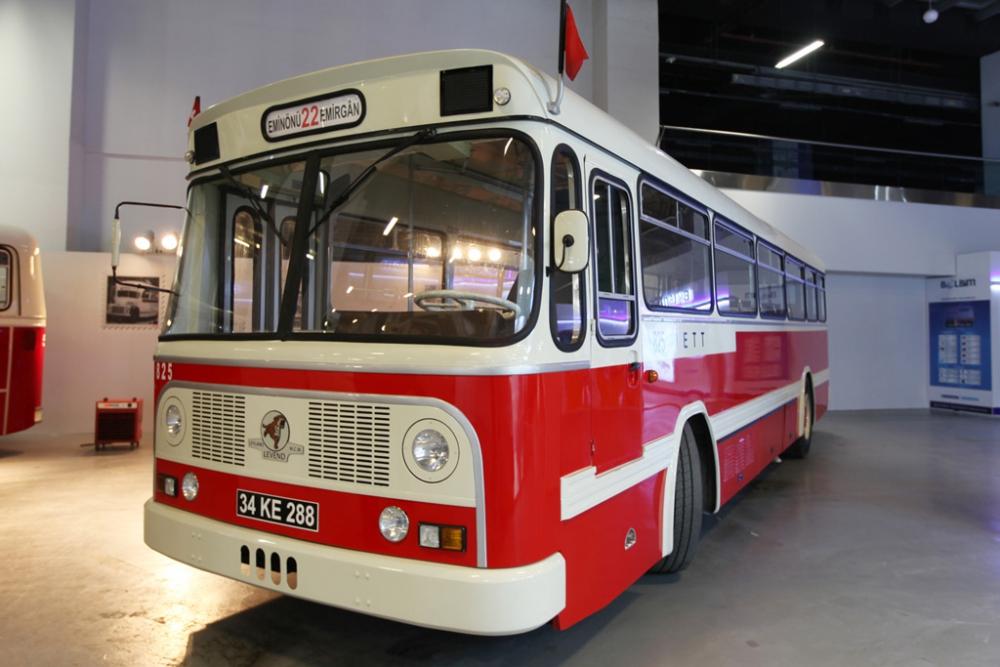 Nostaljik Otobüsler Sefere Başladı galerisi resim 2