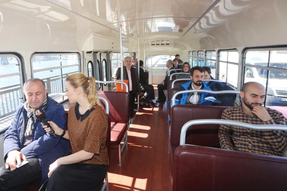 Nostaljik Otobüsler Sefere Başladı galerisi resim 5