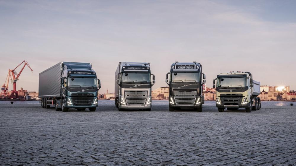 Yeni Nesil Volvo Trucks Kamyon ve Çekiciler Tanıtıldı galerisi resim 1