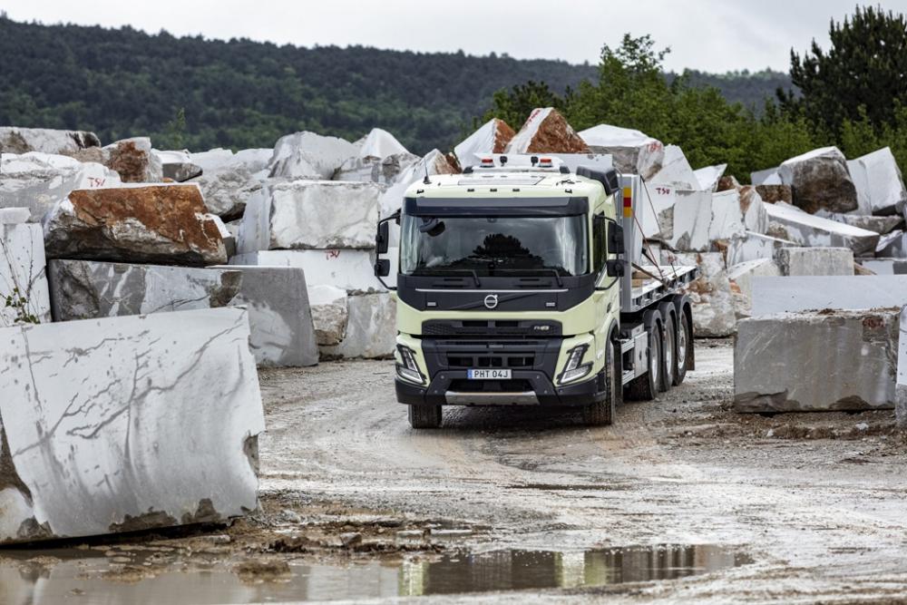 Yeni Nesil Volvo Trucks Kamyon ve Çekiciler Tanıtıldı galerisi resim 10