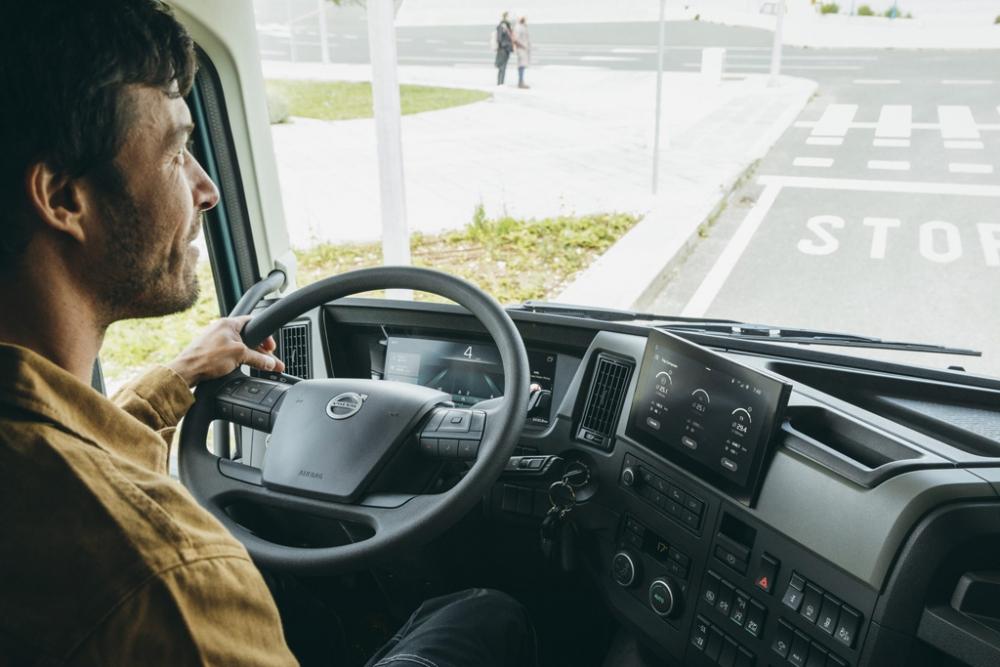 Yeni Nesil Volvo Trucks Kamyon ve Çekiciler Tanıtıldı galerisi resim 6