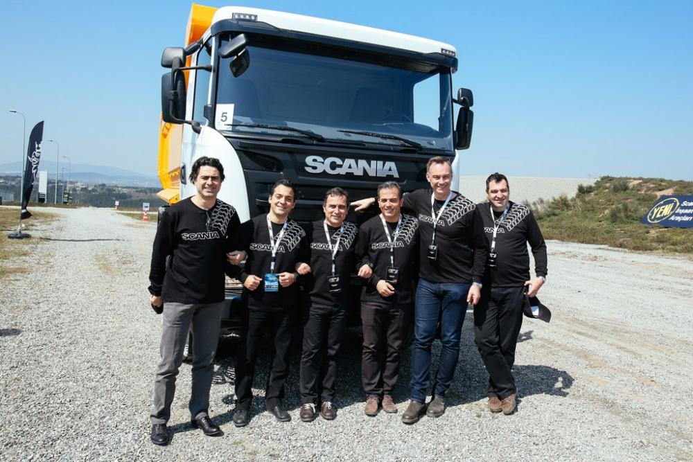 Scania Yeni İnşaat Araçları İle Ürün Gamını Genişletti galerisi resim 2