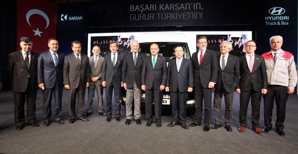 Hyundai H350 Seri Üretime Başladı galerisi resim 2