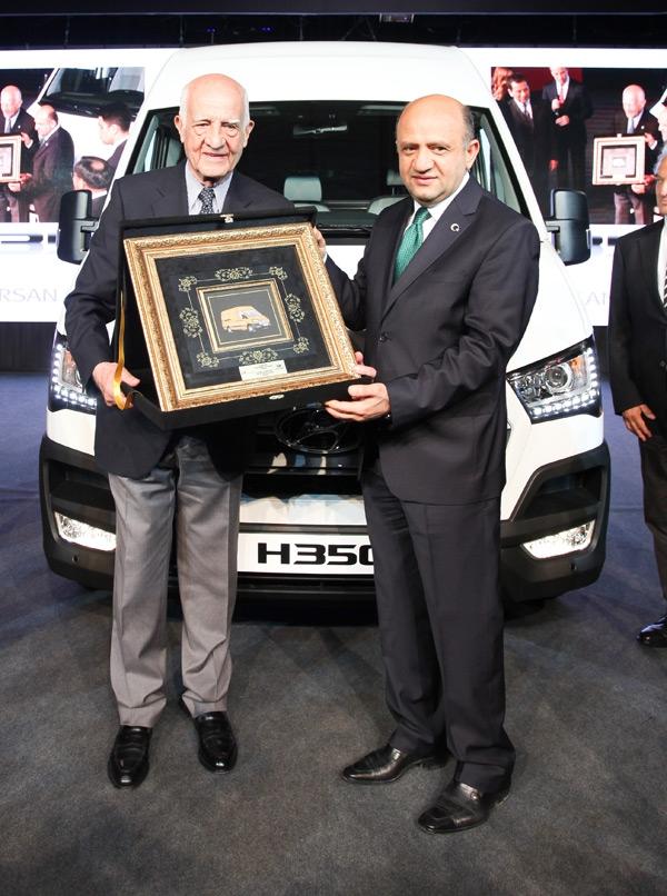 Hyundai H350 Seri Üretime Başladı galerisi resim 3