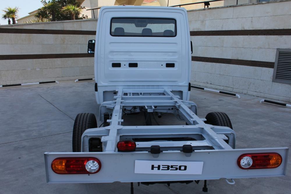 Karsan Üretimi Hyundai H350 Yola Türkiye'den Çıktı galerisi resim 2