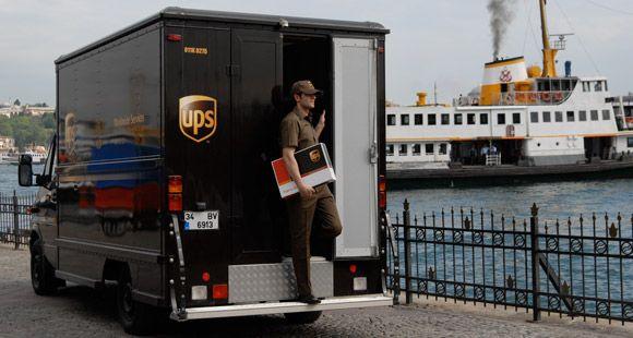 UPS'in Çevreci Kutuları Türkiye'yi Yeşillendiriyor