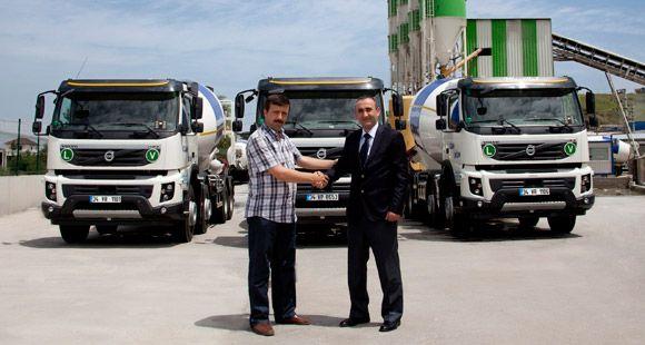 Ozan Yapı Filosunu Volvo FMX ile Büyüttü