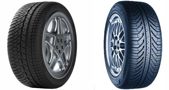 Yeni Nesil Porsche Panamera Michelin'i Seçti