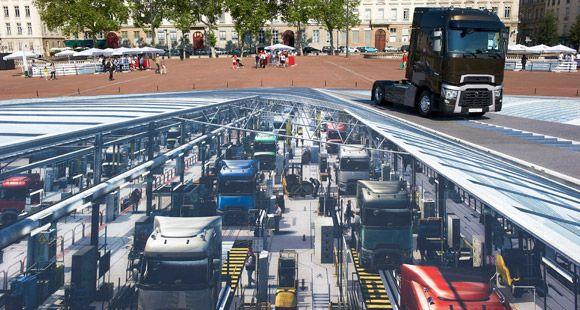 Renault Trucks Guinness Rekorlar Kitabına Girdi