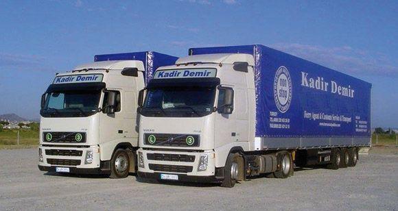 Kadir Demir Türkiye-İngiltere Hattındaki Taşımalarını Sürdürüyor
