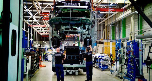 """Hans Elmqvist: """"Yeni Volvo FH Tüm Dünyaya Uyarlanmış Bir Çekici"""""""