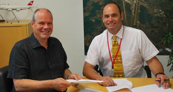 Chapman Freeborn ve Swiss WorldCargo Stratejik İşbirliği Anlaşması İmzaladı
