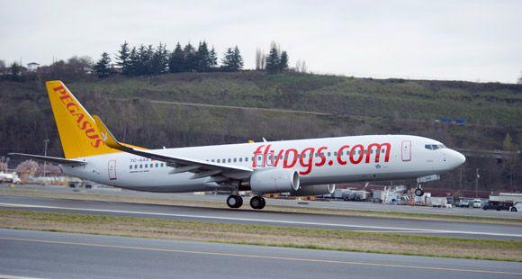 Pegasus Hava Yolları İle Sabre Travel Network Anlaşma İmzaladı