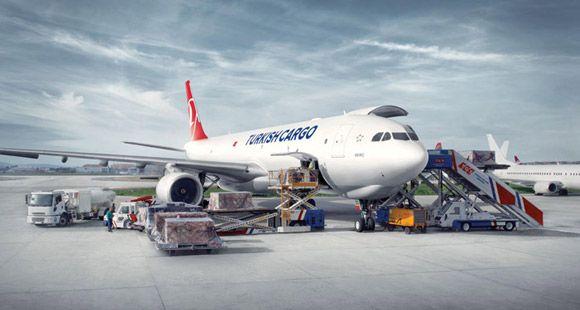 Turkish Cargo Uçuş Ağını Genişletiyor