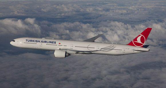 THY ve Boeing 5 Adet 777-300ER Uçağı İçin Sözleşme İmzaladı