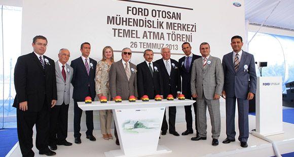 Ford Otosan Sektörünün En Büyük Teknoloji Üssünü İnşa Ediyor