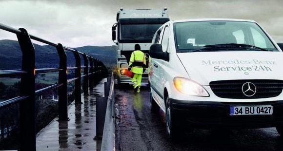 Mercedes-Benz Türk Yetkili Servisleri Bayram Süresince Açık Olacak